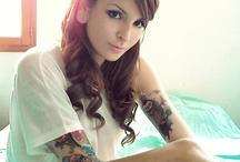 Tattoos. / by Sammy Herslip