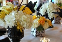 Black and White Events / by Bergerons Flowers