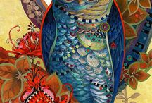 Owls / by Judith Cameron