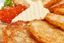 Leftover recipes / by Denise Toensing Emstad