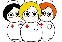 "Nurses Rock / (See also ""Nurses Rock On"") / by Jeanne Thomas"