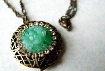 Jewelry I love / by Jill Carrick