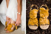 Yellow Wedding Details / by Two Bright Lights