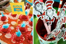 party ideas: dr seuss / by Stacie Oshiro