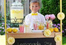 Kids: Lemon Stand / by Mercedes Quinones