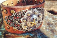 Jewelry box / Handmade jewelry / by Bree Tetz
