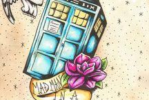 Doctor Who / by Kristen Barho