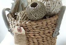 Baskets / by Mary Emmerling