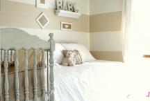 guest bedroom / by Amanda Rocha