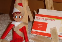 Elf on the Shelf ideas / by Tonya Young