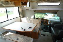 RV interior design idea's / by Necia Shelton
