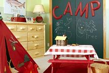 Camp Vick playroom / by Lauren Vick