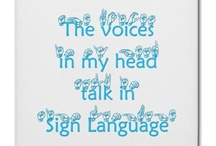 ASL / by Denise C.
