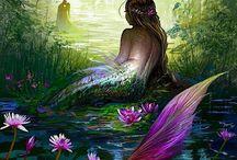 fantasia... / by Belen