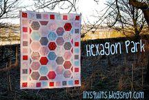Free Quilt Patterns / by Lee Heinrich