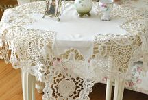 Shabby Chic and Cottage Chic / by Lynnette Schirmer