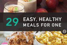 Easy/Healthy/Yum / by Emily Cumler