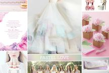 Wedding Themes / Color palettes and style inspiration mood boards for your wedding. / by Wedding Inspirasi