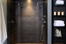 Bathroom ideas / by Donna Roberts