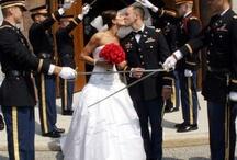 Military Wedding Ideas / by Ashley Corbett