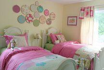 Kyla/Ally's room / by Jande McGary