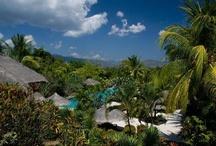 Lombok Hotels / by Jackysan Lombok