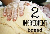 Bread / by Krista Bramon