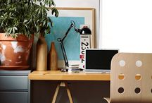 Home Office / by Jessie Bryson