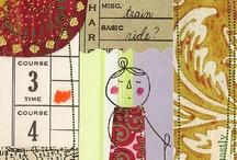 Collage inspiration  / by Vesna Radivojevic