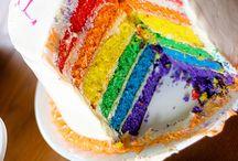 Rainbow stuff / by Elsabé Ferreira
