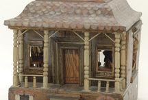 Doll Houses / by the Basswood Man