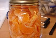 Canning/ drying/ food preservation / by Jeni Brewster