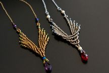 Beaded jewelry / by Tricia M