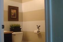 Tasha's Bathroom Makeover / by Natasha Escher