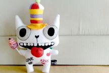 my Zeropumpkin Creation / About my art, dolls, ect / by Pauline Teng