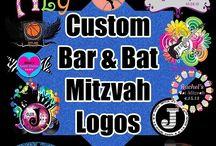 MITZVAH LOGOS / by Cutie Patootie Creations .com