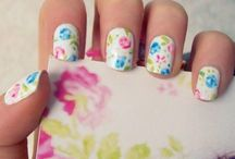 Nails, Makeup, and Beauty / Nail art, makeup, fashion - all things girly! / by Laura Pew