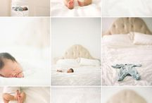 newborn photo ideas / by Andrea Oneschak