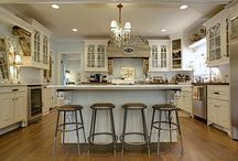 Dream Kitchen / by Lauren Meakim