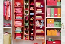Organization Ideas / by Lia ~ Smart n Snazzy