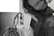 Crochet-vintage patterns / by Cheryl Keiper