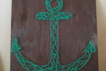 Anchor ------------------ / by Sara Sears