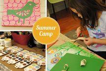 Summer Camp Lovin / by Carolina Hernandez