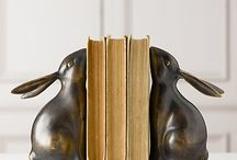 Bookends / by The BookMan