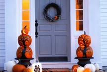 Fall & Halloween Decor / by Dixie Zeder