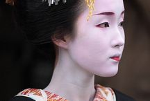 geishas / by izabella szuromi