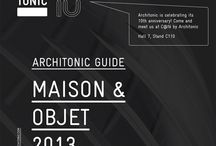 Architonic Show Guides / by Architonic