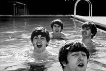 The Fab Four / Beatles / by Karen D