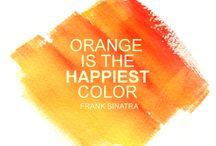 Fun Orange Things / by HubSpot