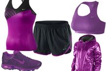 Exercise Gear / by Jamie Pritts
